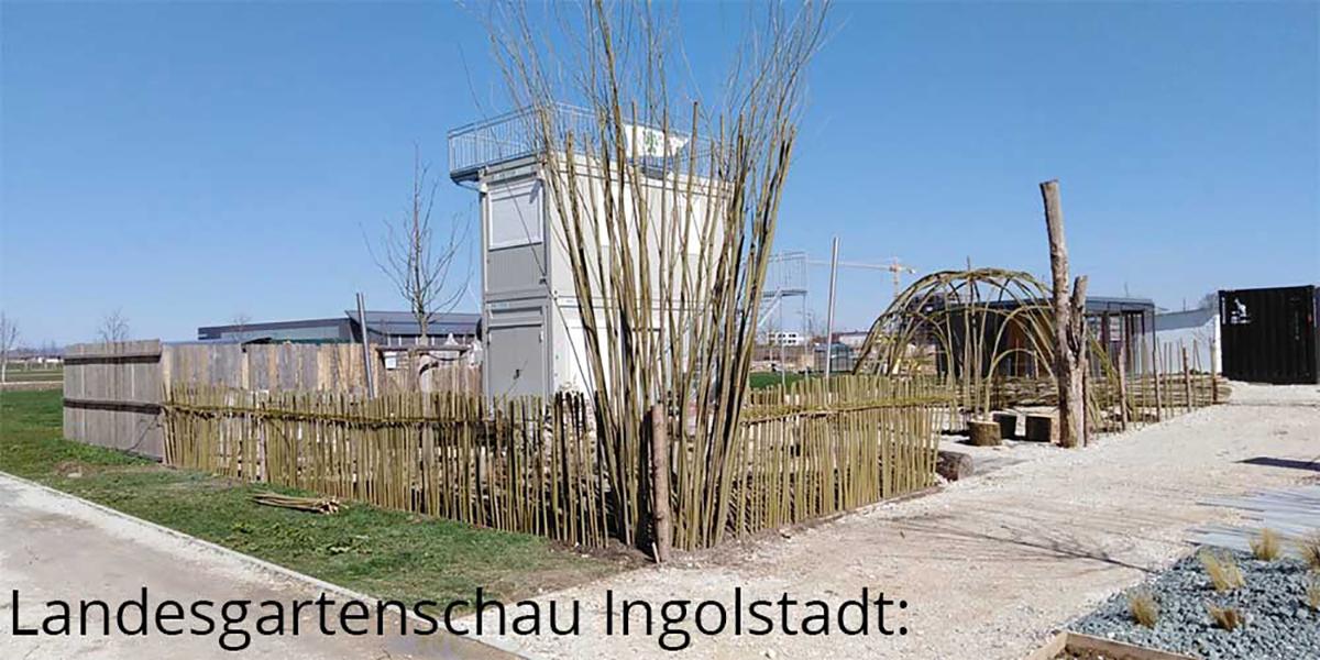 Landesgartenschau Ingolstadt - Weidensepp